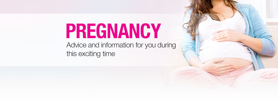 Priceline Pharmacy's Mum and Bub Hub - Pregnancy