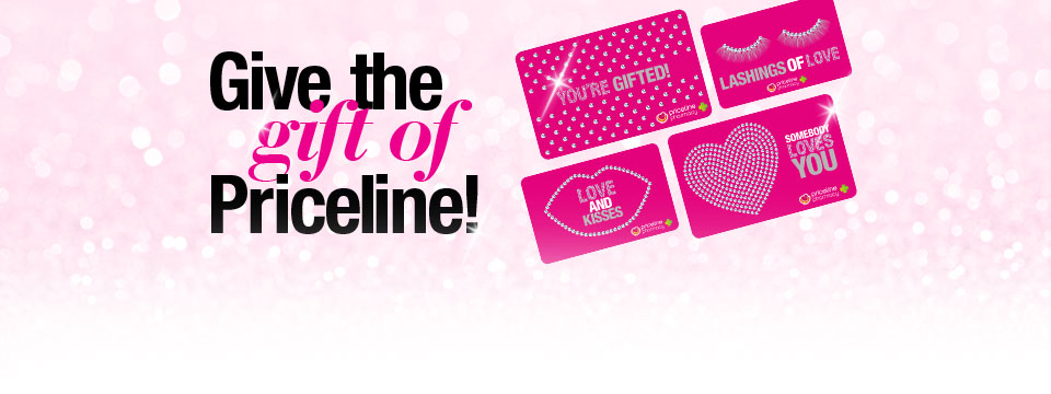 Give the gift of Priceline