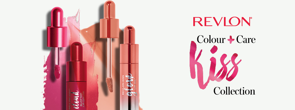 Revlon Officially Launches KISS Cloud Blotted Lip Color Today @ Colony, KL  Eco City.