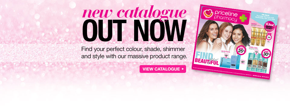 New catalogues out now + free shipping on orders over $100 at Priceline.